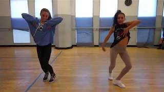 There's Nothing Holdin' Me Back - Mackenzie Ziegler Choreography - Shawn Mendes