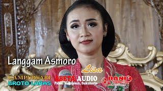 Langgam Asmoro - Lisa - CS. Broto Laras Live Planggu Trucuk - Abeta Sound System
