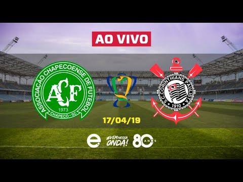 Chapecoense X Corinthians AO VIVO | Copa do Brasil | Jogo de Ida