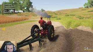 FARMER'S DYNASTY #3 - ARATURA E COLTIVATURA - GAMEPLAY ITA