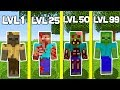 ⚠️ ZOMBİ SEVİYELERİ! - Minecraft ⚠️ Music Video