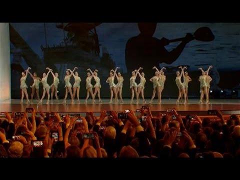 Rockettes Perform at Trump Inaugural Ball