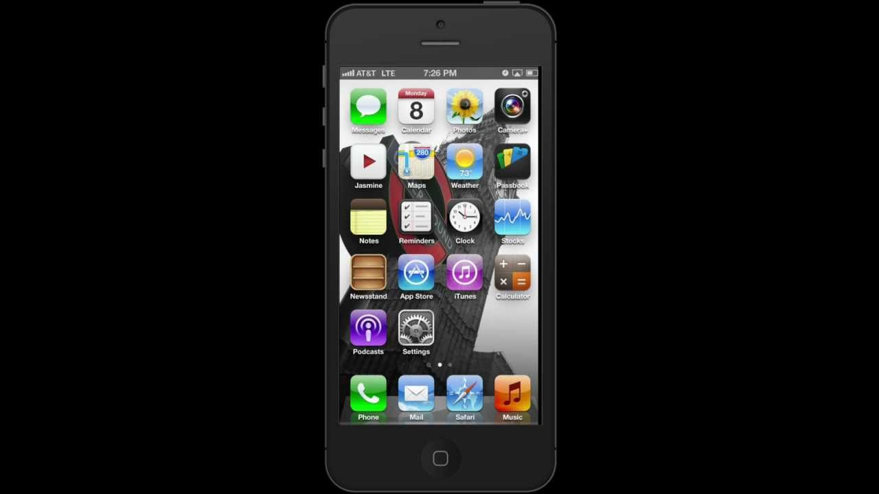 Passbook Iphone 5