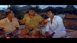 Bhairava Kannada Movie Back To Back Comedy Scenes | Jaggesh | Doddanna | Nandini Singh