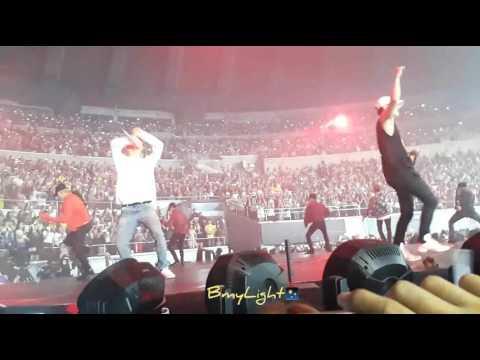 170226 EXO - Full Moon, Drop That, Keep on dancing, Lucky & Run