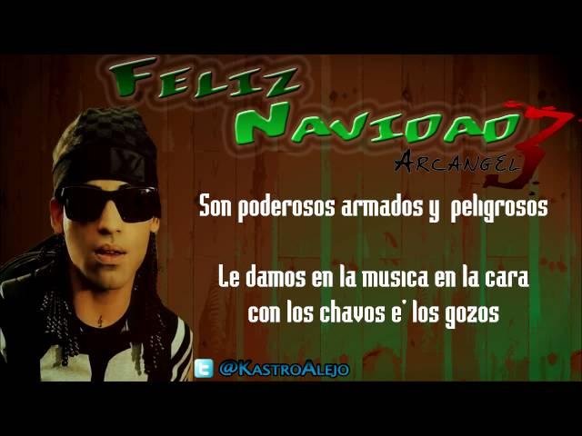 Arcángel Feliz Navidad 3 Lyrics Genius Lyrics