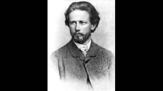Tchaikovsky - Piano Trio in A minor, Op. 50 - II. Tema con variazioni - Andante con moto
