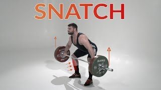 SNATCH / weightlifting & crossfit