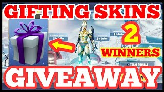FREE SKINS GIVEAWAY!! WATCH The Video For Details Fortnite Battle Royale