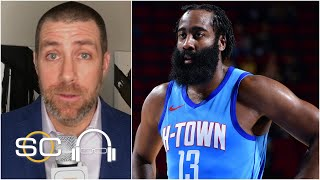 Tim MacMahon: James Harden 'really wants out now' | SC with SVP