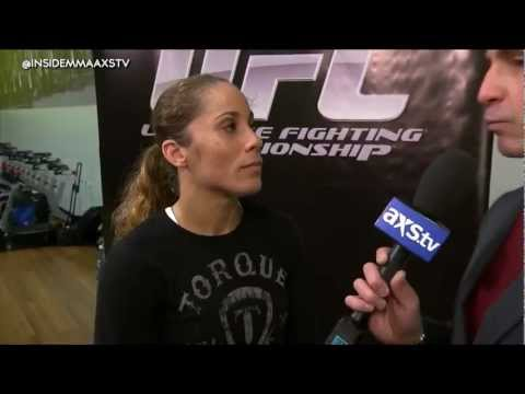 Dana White On The First Openly Gay UFC FIghter, Liz Carmouche