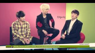 Superjunior with Lotte Duty Free Interview ENG ver (3)