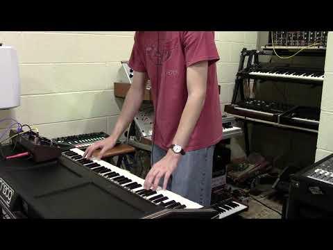 Behrigner Model D Experimental Jam