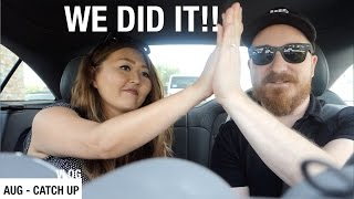 Repeat youtube video VLOG - WE DID IT! + Warby Parker Pop-In@Nordstrom