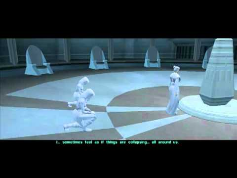 Star Wars KotOR 2: TSL walkthrough - Part 45 - 'Glorious Jewel', right... :P