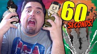 Come NON fuggire da UN'APOCALISSE! 60 Seconds