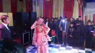 New bridal dance