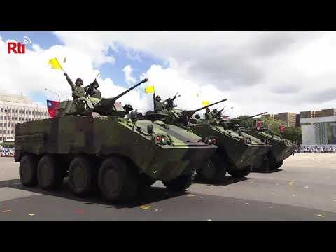 【央廣】2021 國慶主題表演《國人自行研發 : 機步+砲兵+通資+海、空軍設備》車隊(2021.10.10)