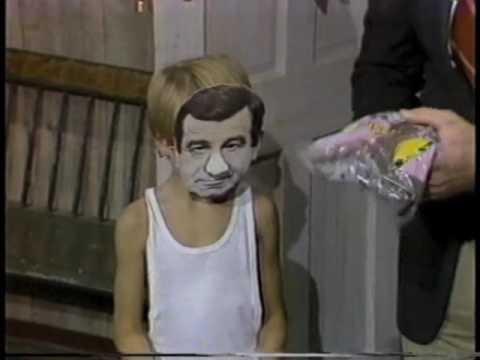 New Halloween Costumes On Late Night, Oct. 23, 1985