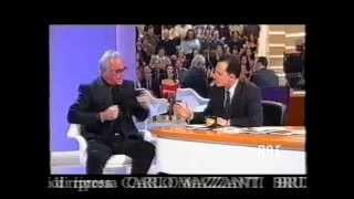 Daniele Luttazzi intervista Franco Califano (Satyricon 2001)