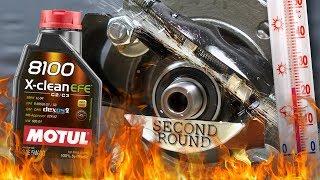 Motul 8100 X-Clean EFE 5W30 Jak skutecznie olej chroni silnik? 2kg