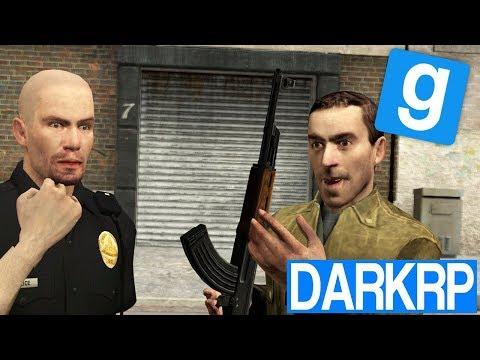 GUERRE VILLE CONTRE POLICE !! - Garry's Mod DarkRP