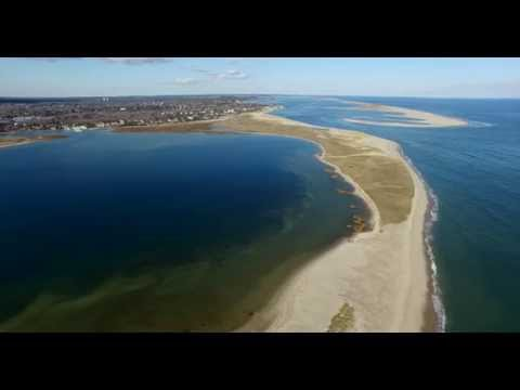 Chatham, Cape Cod Aerial 4k Footage