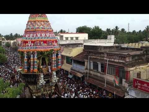 THE Srirangam Chithirai Ther Festival - Viruppan Thirunaal