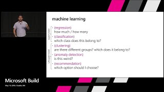 Demystifying Machine and Deep Learning for Developers