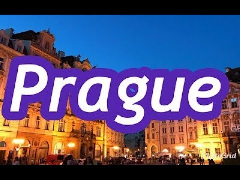 Prague The Czech Republic,
