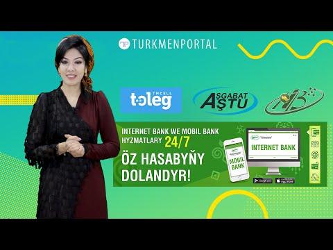 Türkmenistanda Oturan ýeriňizden Internet üçin Tölegi Nädip Tölemeli? 💻