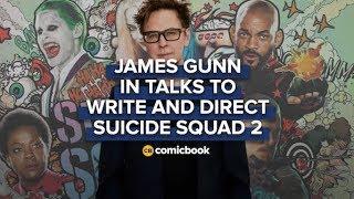 BREAKING: James Gunn in Talks to Write/Direct
