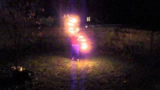 Samhain Fire Dancing