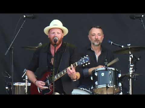 Trouble Me - Shawn Tavenier (live @ Ottawa Bluesfest 2017)