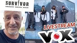 SURVIVOR / Instagram Livestream - Detlef Steves