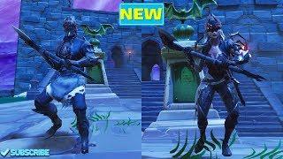 New Spider Knight/Arachne Skin!! Web Breaker Axe/Hatchling Glider!! Fortnite Battle Royale!!