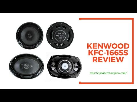 Kenwood KFC 1665S Review by Speaker Champion