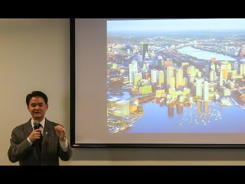 2014-03 | Kairos Shen - BRA Chief Planner at Downtown Waterfront Committee