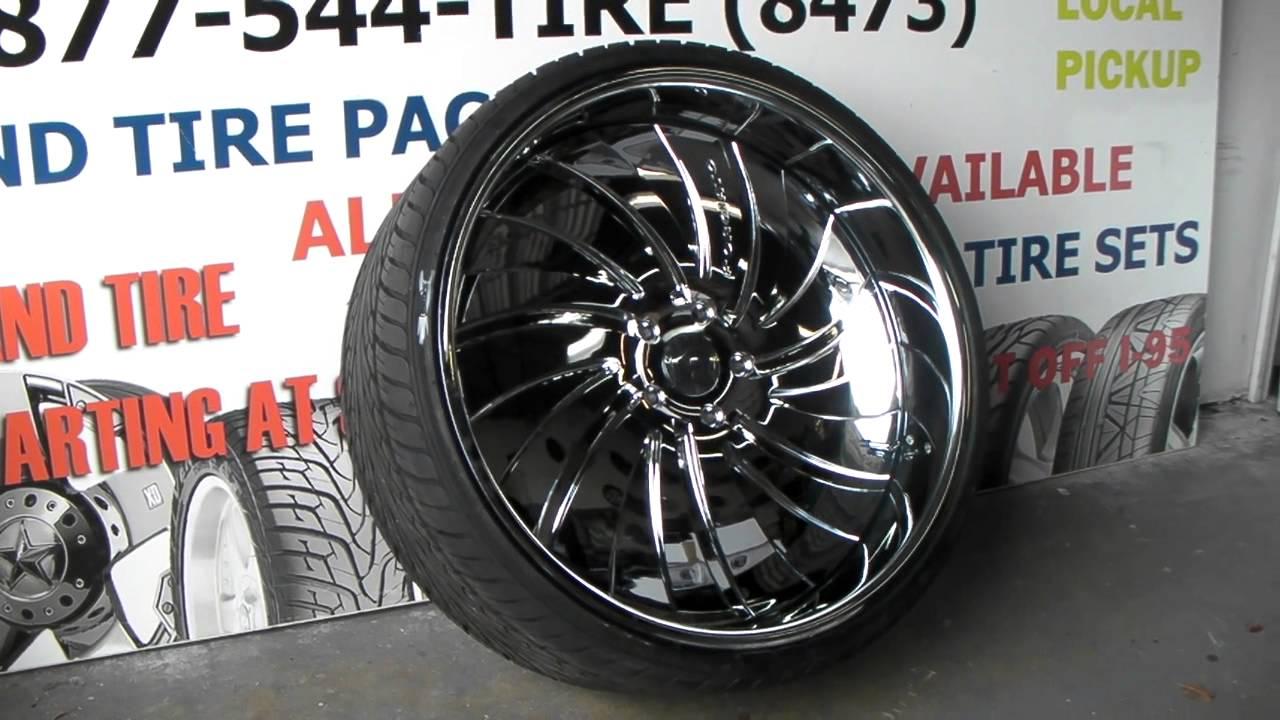 24 wheels chrome - Dubsandtires Com Forgiato Girato L Chrome 24 Inch Rims Tires1995 Chevy Impala Custom Rims