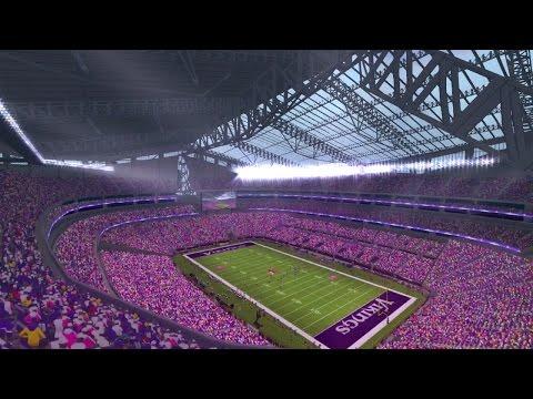 Madden NFL 17 Week 5 Houston Texans vs Minnesota Vikings
