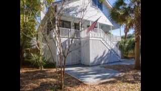Dutton-Waller Cottage circa 1938-Mermaid Cottages Vacation Rentals-Tybee Island GA