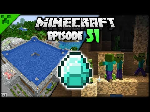 1.14 IS HERE! Fixes & CRAZY Caves! | Python's World (Minecraft Survival Let's Play S2) | Episode 51