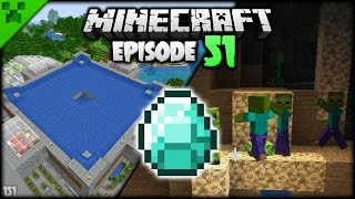 1.14 IS HERE! CRAZY Caves!   Python's World (Minecraft Survival Let's Play S2 1.14)   Episode 51