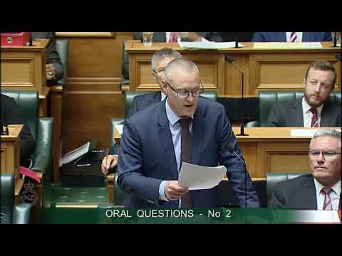 Question 2 - Kiritapu Allan to the Minister of Finance