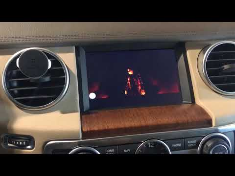 Мультимедийный видеоинтерфейс Gazer VI700A-JLR_B для Land Rover Discovery 2015