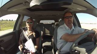 2015 Chevrolet Traverse Test Drive Part 1