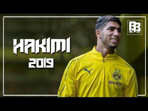 Achraf Hakimi ● Overall | Defencive Skills - Assists ● 2018/19 thumbnail