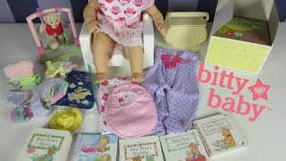 American Girl Bitty Baby and Bitty Twin Internet Haul!  By Bitty Baby Channel