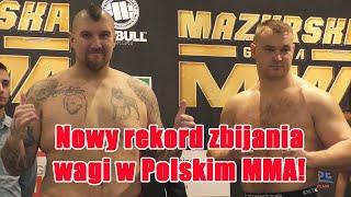 Kamil Waluś schudł aż 86 z 206 kilogramów w rok czasu!