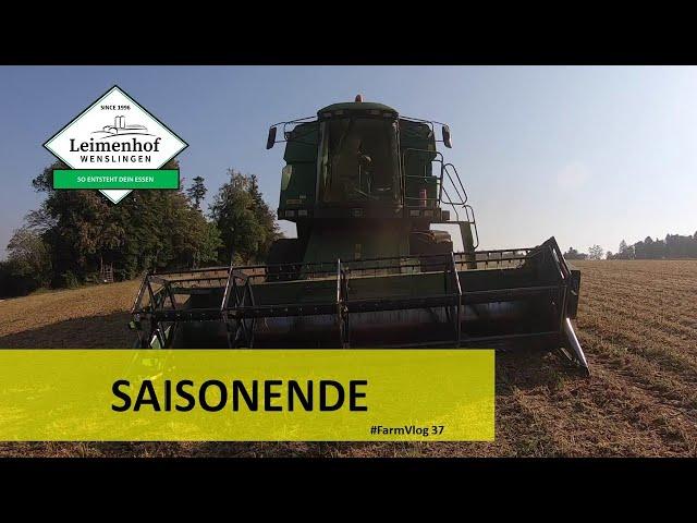 ES GIBT VIEL ZU TUN #FarmVlog 37